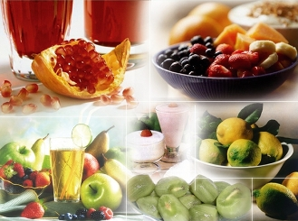 fruits for clear juice concentrate processing